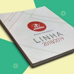capa catálogo linha 2018/2019